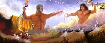 Zeus e Cronos